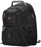 "15.6"" Continent Laptop backpack BP-301BK Schwyzcross Black"