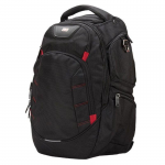 "15.6"" Continent Laptop Backpack BP-303BK Schwyzcross Black"