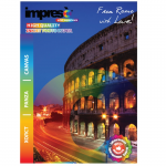 Photo Paper Impreso A4 IMP-CGA4260020 RC Premium Canvas 260g 20pcs
