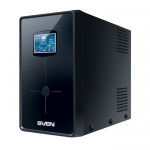 UPS SVEN Pro 1000 USB Line-interactive UPS with AVR 1000VA/720W Black
