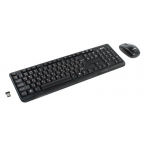 Keyboard & Mouse SVEN Comfort 3300 Wireless Black USB