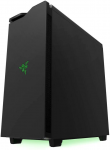 Case ATX NZXT H440 Matte Black/Green RAZER Edition CA-H442W-TH(w/o PSU MidiTower ATX)