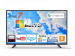 "40"" LED TV VESTA LD40B732S Black(1366x768 HD SMART TV 100 Hz 2xUSB 2xHDMI VGA Speakers 2x5W)"