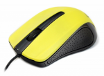 Mouse Gembird MUS-101-Y USB Yellow