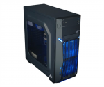 Case ZALMAN Z1 NEO(w/o PSU with Side-Window MidiTower ATX)