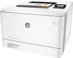Printer HP Color LaserJet Pro M452nw (Laser Color 600x600 dpi 256 MB USB LAN Wi-Fi)