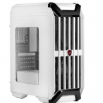 Case Spire I7 Gamer w/Acrylic Window Side White (w/o PSU microATX)