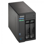 "NAS Server ASUSTOR AS6102T 2-bay(Intel Celeron N3050 2.16GHz 2GB 2.5""/3.5""SATAx2 HE Engine)"