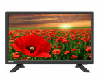 "22"" LED TV Toshiba 22S1650EV Black (1920x1080 FHD 100Hz HDMI USB Speakers 5W)"