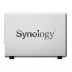 "NAS Server Synology 2-bay DS213air (CPU 800MHz 256MB Internal HDD/SSD: 3.5"" or 2.5"" SATA (II)x2 LAN Gigabitx1 HE Engine)"