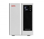 Tower UPS AEG Protect B.1500 LCD Line-Interative UPS 1500VA/900W AVR Sinusoidal Waveform LCD Display