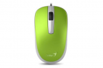 Mouse Genius DX-120 USB Green