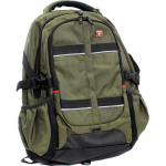 "15.6"" CONTINENT Notebook Backpack BP-302KH Green"