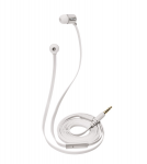 Earphones Trust UR Duga Silver With Mic