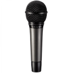 Microphone F&D DM-02 High Quality Pure Sound Karaoke grey color (for F&D T-80U T-30X T-60X T-280X II)