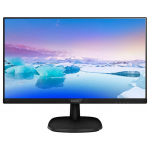 "23.6"" Philips 243V7QDAB Black (IPS LED 1920x1080 5ms 250cd LED10M:1 D-Sub+HDMI+DVI Speakers)"