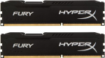DDR4 16GB (Kit of 2x8GB) Kingston HyperX FURY Black HX426C16FB2K2/16 (2666Mhz PC4-21300 CL16 1.2V)