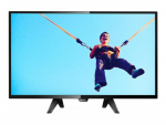 "32"" LED TV Philips 32PFS4132/12 Black (1920x1080 FHD 200 Hz 2xHDMI 1xUSB Speakers 16W)"