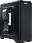 Case GAMEMAX G561 Black (Transparent Panel MidiTower ATX)