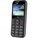 Mobile Phone Fly Ezzy 9 DUOS Black