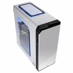 Case ZALMAN Z9 NEO PLUS White (w/o PSU with Side-Window MidiTower ATX)