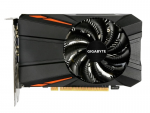 VGA Card Gigabyte GV-N105TD5-4GD 1.1 Active Cooling(GeForce GTX 1050Ti 4Gb Engine/Memory 1316/7008 Mhz DDR5 128bit)