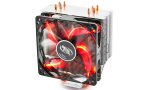 Cooler Deepcool Intel/AMD GAMMAXX400 RED 140W 900-1500RPM