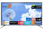 "50"" LED TV VESTA LD50B812S Black(1920x1080 FHD SMART TV 200Hz 3xHDMI 3xUSB Speakers 2x10W)"
