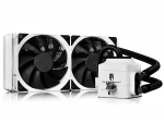 Cooler DEEPCOOL Liquid MAELSTROM 240T White (150W 2xPWM fans with White LED :120х120х25mm)