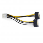 Cable Power Cablexpert CC-PSU-83 8-pin to SATAx2pcs