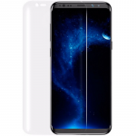Screen Protector Cellular for Samsung Galaxy S8+ Curved Tempered Glass Black