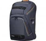 "15.6"" Notebook Backpack PORT GO LED Grey/Brown"
