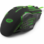 Mouse Esperanza APACHE MX403 USB Green