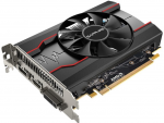 VGA Card Sapphire PULSE 11268-15-20G Radeon RX 550 Single Fan Lite Retail (4GB DDR5 1071/6000Mhz 128Bit)