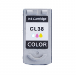 Ink Cartridge for Canon CL-38 color Compatible