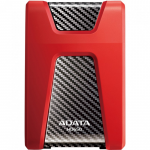 "External HDD 1.0TB ADATA AHD650-1TU3-CRD Anti-Shock Red (USB3.0 2.5"")"