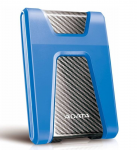 "External HDD 1.0TB ADATA AHD650-1TU31-CBL Anti-Shock Blue (USB3.0 2.5"")"