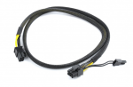 Cable Power Gembird CC-PSU-86-pin male to 6+2 pin male power cable for PCI-E