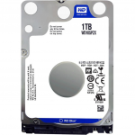 "2.5"" HDD 1.0TB Western Digital WD10SPZX (SATA3 128MB 5400rpm 7.0mm)"