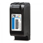 Ink Cartridge for HP C6578AE (№78) color for HP C6578A Compotible