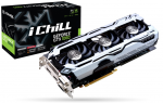 VGA Card  Inno3D iChiLL GeForce GTX 1060 X3 V2 (6GB DDR5 192-bit)