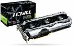 VGA Card  Inno3D iChiLL GeForce GTX 1070 Ti X3 V2 (8GB DDR5 256-bit)