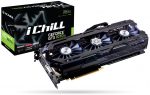 VGA Card  Inno3D iChiLL GeForce GTX 1070 Ti X4 (8GB DDR5 256-bit)
