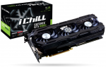 VGA Card  Inno3D iChiLL GeForce GTX 1080 Ti X3 (11GB DDR5X 352-bit)