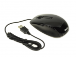 Mouse Dell Laser USB (6 buttons scroll) Black
