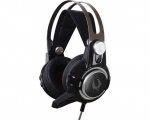Headset Bloody M425 Gaming Black 2x3.5mm With Mic USB