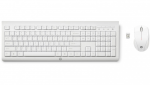Keyboard & Mouse HP C2710 Wireless White