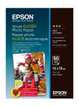 Photo Paper Epson 4R 183g 50p Value Glossy