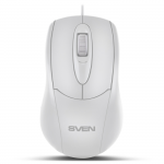 Mouse SVEN RX-110 White USB