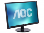 "23.6"" AOC E2460SH Black (TN LED FullHD 1920x1080 1ms 20M:1 DVI HDMI Speakers)"